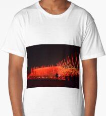 Contrast Long T-Shirt