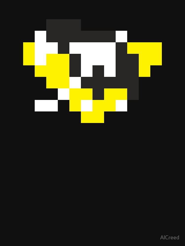 8-Bit Pittsburgh by AlCreed