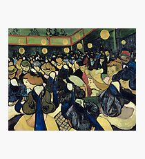 Vincent van Gogh - The Dance Hall in Arles, 1888  Photographic Print