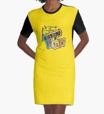 Troublemaker - Firefly (Jayne T-Shirt) Graphic T-Shirt Dress