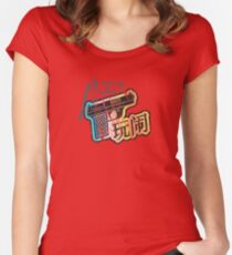 Troublemaker - Firefly (Jayne T-Shirt) Women's Fitted Scoop T-Shirt