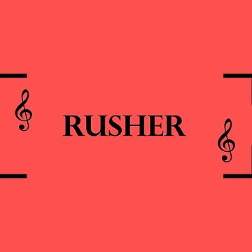Rusher by LaurasPlace