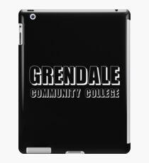 Greendale Community Funny Geek Nerd iPad Case/Skin