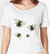Bee and Bees Women's Relaxed Fit T-Shirt