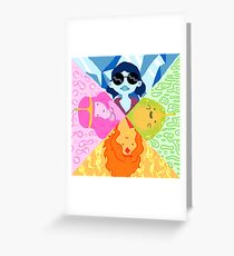 Elements of OOO Greeting Card