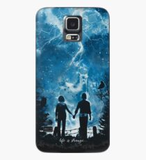 the storm of life 2 Case/Skin for Samsung Galaxy