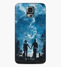 der Sturm des Lebens 2 Hülle & Klebefolie für Samsung Galaxy
