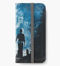 the storm of life 2 iPhone Wallet/Case/Skin