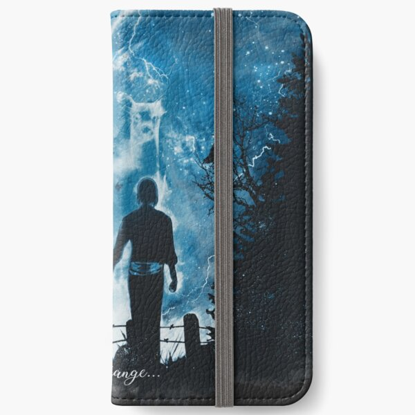 the storm of life 2 iPhone Wallet