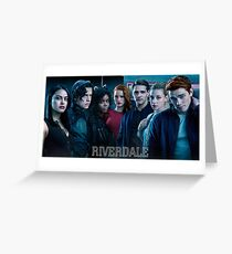 Riverdale Season 2 Poster Greeting Card