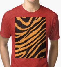 Tiger Stripe Tri-blend T-Shirt