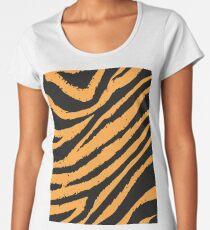 Tiger Stripe Women's Premium T-Shirt