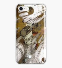 Overhead Confusion iPhone Case/Skin