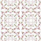 Elegant Christmas #04 by Ruth Moratz