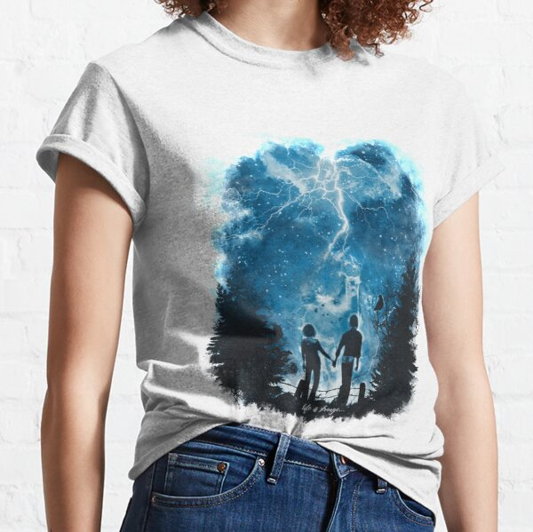 TooLoud Watercolor Mountains in CO 2 Muscle Shirt