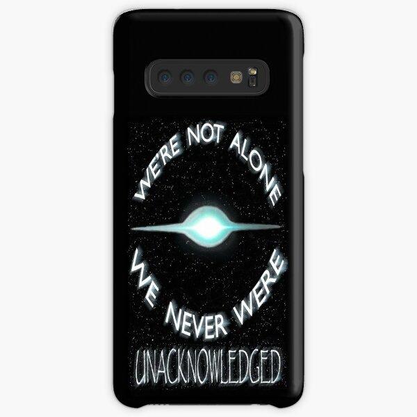 UNACKNOWLEDGED Samsung Galaxy Snap Case