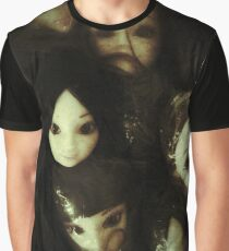Doll Heads Graphic T-Shirt