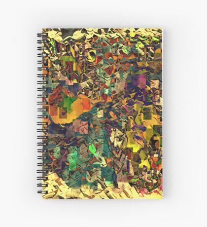 Paw Prints Next Generation 9 Spiral Notebook