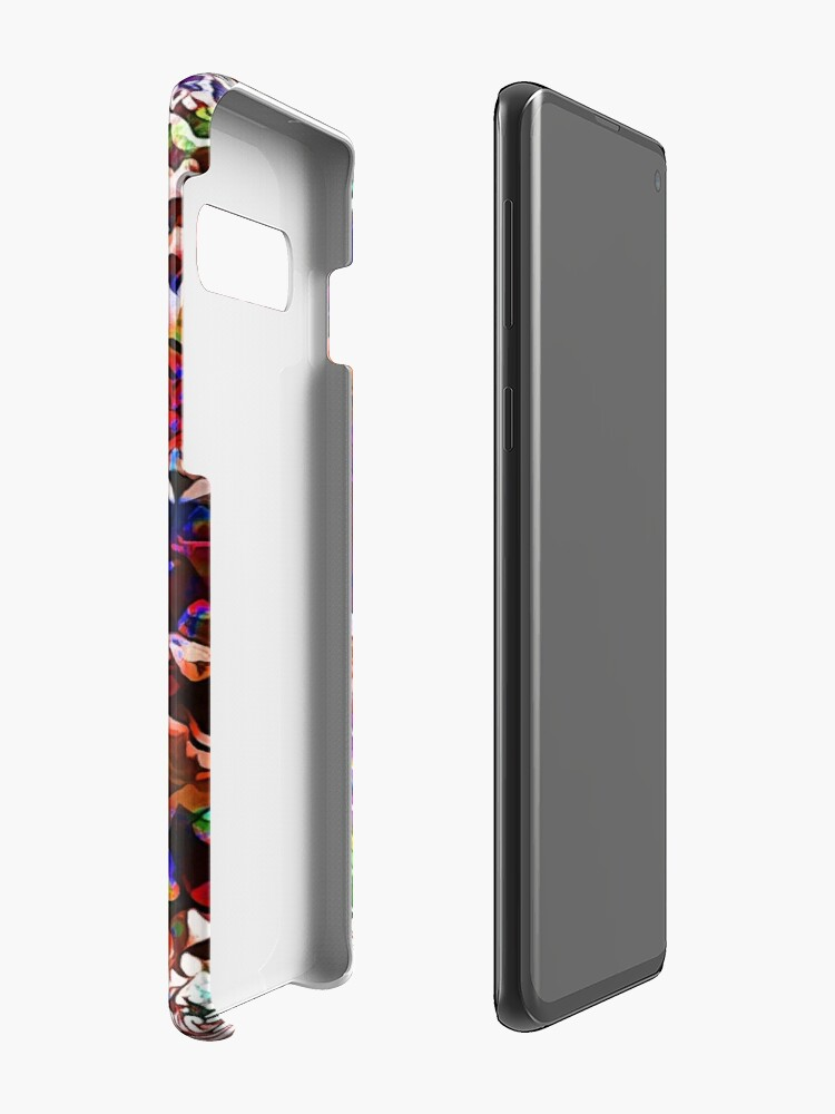 Alternate view of Paw Prints Next Generation 7 Cases & Skins for Samsung Galaxy