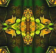 Dragon tile  by Niiso