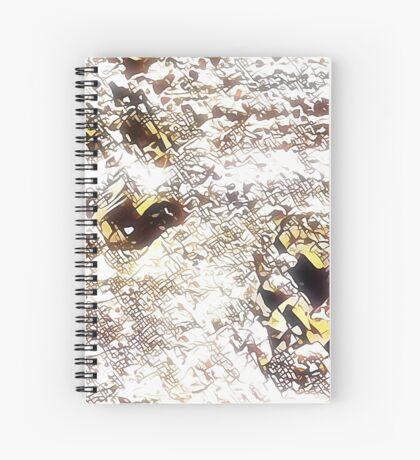 Paw Prints Next Generation 6 Spiral Notebook
