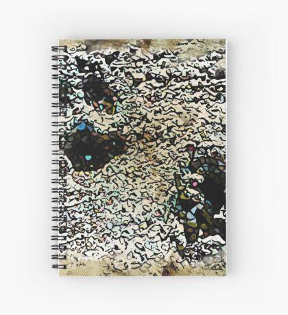 Paw Prints Next Generation 4 Spiral Notebook
