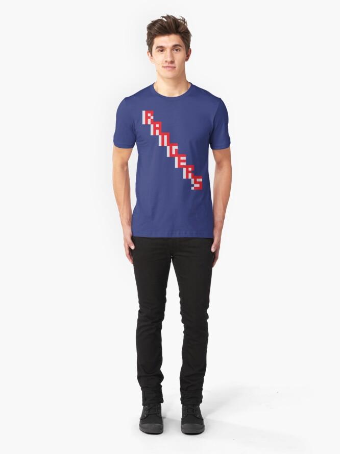 Alternate view of 8-Bit New York Slim Fit T-Shirt
