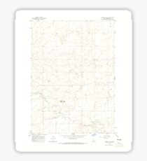 USGS TOPO Map Idaho ID Hazelton NE 236443 1964 24000 Sticker