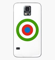 Roundel of Equatorial Guinea Air Force  Case/Skin for Samsung Galaxy