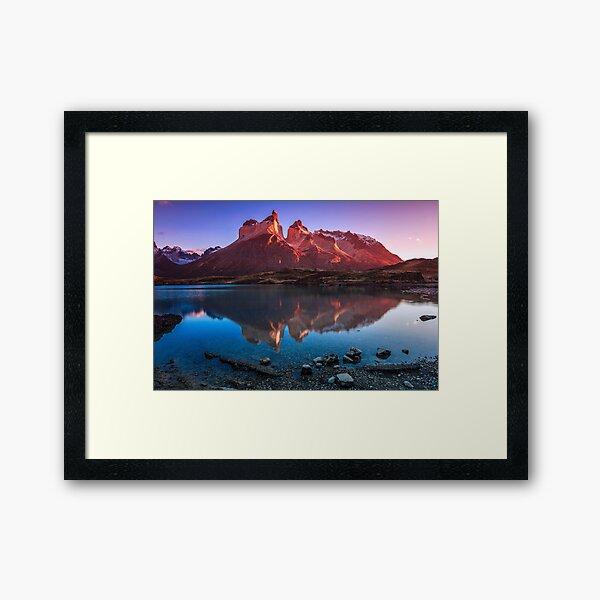 Flambeau Framed Art Print