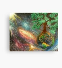 Oaks of Rightousness Canvas Print