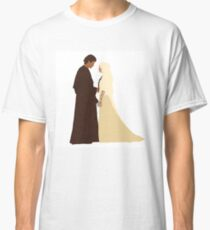 Anakin and Padme Classic T-Shirt
