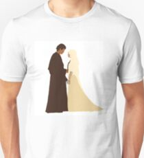 Anakin and Padme Unisex T-Shirt