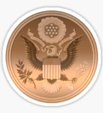 The Great Seal of the United States of America Sticker