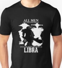 Only the best men are born Libra - Dota 2 T-Shirt