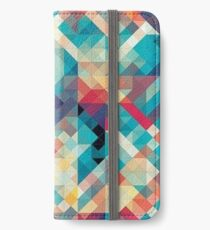Color mosaic  iPhone Wallet