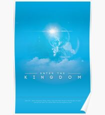 Enter The Kingdom Poster