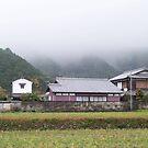 rainy day in iwakura by moyou