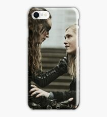 Clexa - The 100 iPhone Case/Skin