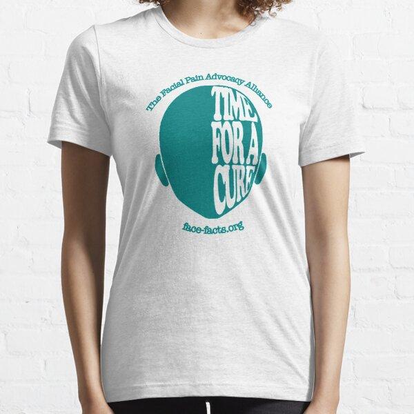 Zeit für eine Heilung für Gesichtsschmerzen Essential T-Shirt