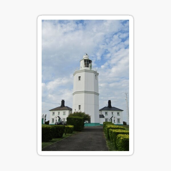 North Foreland Lighthouse - Kingsgate, Kent Sticker
