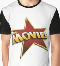 The Movies Graphic T-Shirt