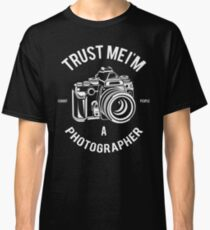 Photo Camera Retro Vintage Classic T-Shirt
