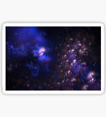 Space dreams Sticker