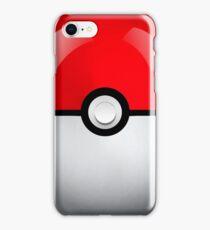 Pokemon Go Ball iPhone Case/Skin