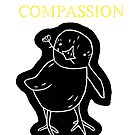 Chicks Dig Compassion (Gwinn the Chick)-Animal Awareness Series by mollymielke