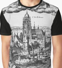Frankfurt in 1872 Graphic T-Shirt