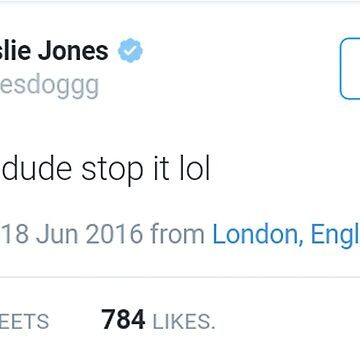She gay dude stop it - Leslie Jones about Kate Mckinnon by tziggles