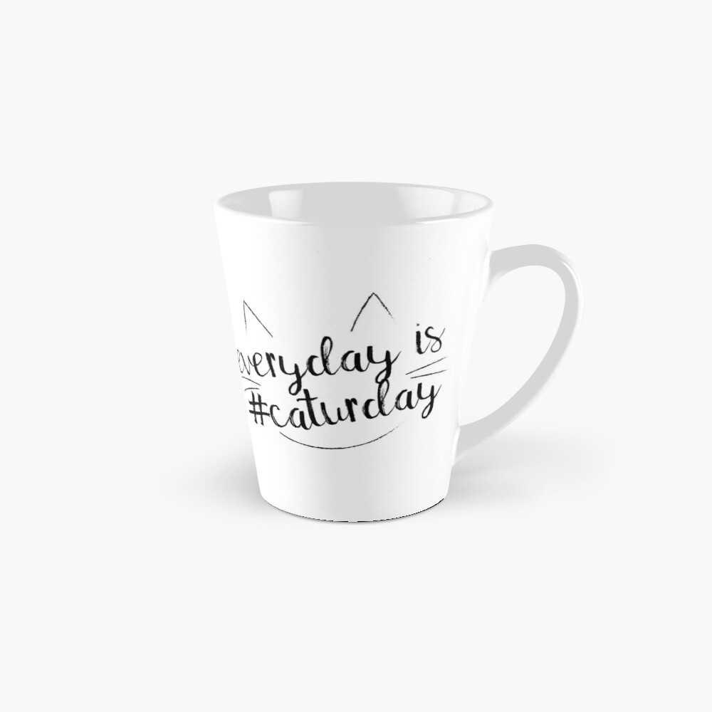 Everyday is #Caturday Mug