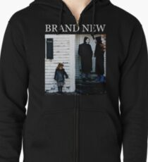 Brand New - The Devil and God Are Raging Inside Me Zipped Hoodie